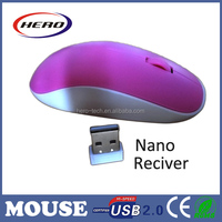 Terabyte 2.4GHZ Thin Wireless Mouse
