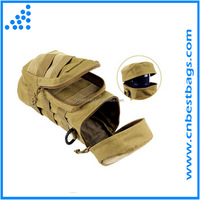 High Quality Polyester Durable Water Bottle Pouch military water bottle