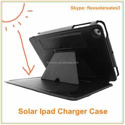 Amorphous Silicone Ipad Case,Solar iPad Charger
