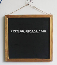 Hot selling wooden blackboard with colorful chalk for kids