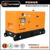 JLT power diesel generator emergency electrical power equipment with 50hz 60hz