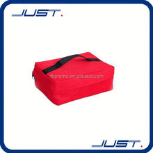 Low MOQ ancient cheap promotion hot sale fit & fresh lunch bag