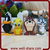 anime shape Bear/Daffy Duck/Bugs Bunny/Tweety Bird cartoon usb flash drive