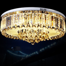 2015 HIPHOP New Style LED Crystal Chandelier
