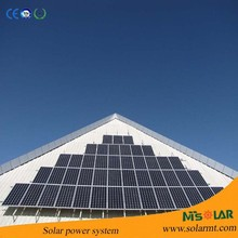 High quality 3kw solar generator for air conditioner