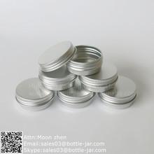 Wholesale 10g small aluminum jars for sample cream use