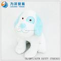 De peluche de felpa perro, personalizado juguetes, CE / ASTM seguridad stardard