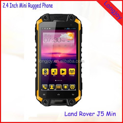 Best Quality Best Price 2.4 Inch Mini Rugged Waterproof Dual Core Cell Phone
