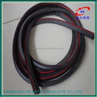 High grade straight silicone rubber seal strip