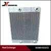 Customized 2015 hot sale aluminum plate-fin air compressor radiator