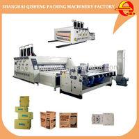 ZYM Automatic gift box manufacturing machine