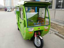chinese three wheel passenger electric tricycle for tour