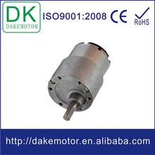 37mm high torque low rpm square right angle