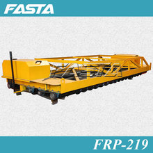 FASTA FRP 219 hydraulic paver machine for road construction