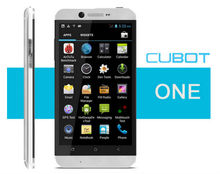 """Cubot One Smartphone Mobile Phones MTK6589 Quad Core 1.2GHz 1G 8G 4.7"""" 1280x720 Touchscreen Dual SIM Camera , SMART mobile phone"""