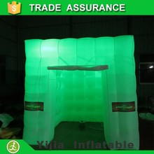 Hot sales inflatable custom made photo booth