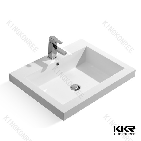 Shenzhen artistic bathroom sanitary ware double wash basin - Double wash basin bathroom ...