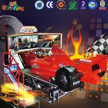Luxurious simulator arcade F1 racing car game machine full motion all dynamic simulator racing