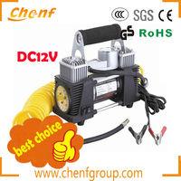 2014 Fashion Rechargeable Portable Air Compressor / Car Tyre Air Pump