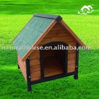 Item no.DH-3 large wooden dog kennel