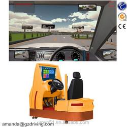 Smart driving virtual simulator school voiture driving simulator
