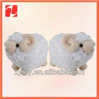 Lifelike stuffed toy lamb in china shenzhen OEM