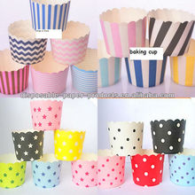 Chevron Polka Dots Stripe Cupcake Cases Baking Cups Paper Cupcake Liner Baking Cup Cupcake Papers cupcake liners Muffin Cups