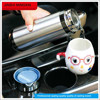 JINSHI MX Reusable Car reusable menstrualstainless steel gas hot water boiling heater electric poultry water Cup car cup warmer