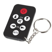 promotion gifts mini universal remote control with key chain