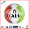 Machine stitched PVC best soccer match ball