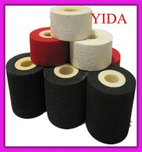 Paper for hot ink roller to print lables size for 35mm*15mm