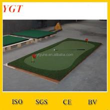 Golf Putting green Artificial Grass Sports golf putting practice