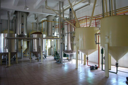 Fully automatic oil machineproduction line for making rice bran oil