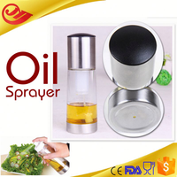 Every store needed cosmetic airless dispenser for skin care glass oil and vinegar bottle