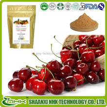 China top golden supplier hot sale high quality 100% natural 17% 25% acerola cherry extract