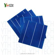 Best high efficiency mono solar panel 6x6 0.5v/solar cell mono 6x6/tabbing wire solar cells