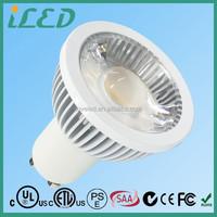 Best Warm White 2700k Sharp Cob 85-265V 4W 5W 6W Led GU10 Dimmable Light Bulb