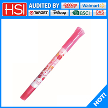 promotional highlighter, double ended fluorescent pen