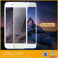 anti-scratch anti-fingerprint tempered glass screen protector/film/guard/cover/foils,tempered glass packing
