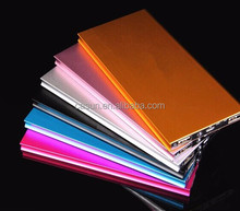 2015 Hot Selling Best Quality New Slim Power bank 10000mah From BSCI Verified factory