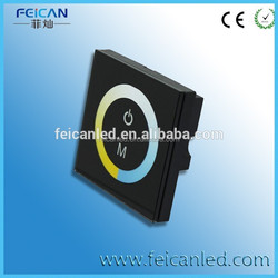 CE,RoHSManual Touch Panel Color-temperature Controller