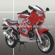 200cc que compete a motocicleta