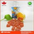 Por mayor de alimentos saludables suplemento alimenticio gummy bear vitaminas para los niños