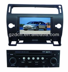 touch screen car dvd for citroen c4 WS-9428