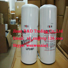 combined oil filter LF9001 used for engine M11,M10