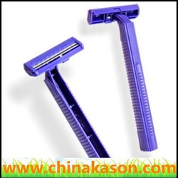 China razor blade manufacturer rubber handle hot in Iran wholesales