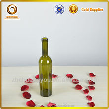 500ml dark green/clear/glass bottles for wine prices