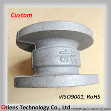 Customized high precision zinc alloy investment casting parts