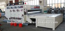 corrugated packing machine automatc printing for cardboard
