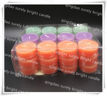 tea lights candles/tealight candle/scented velas